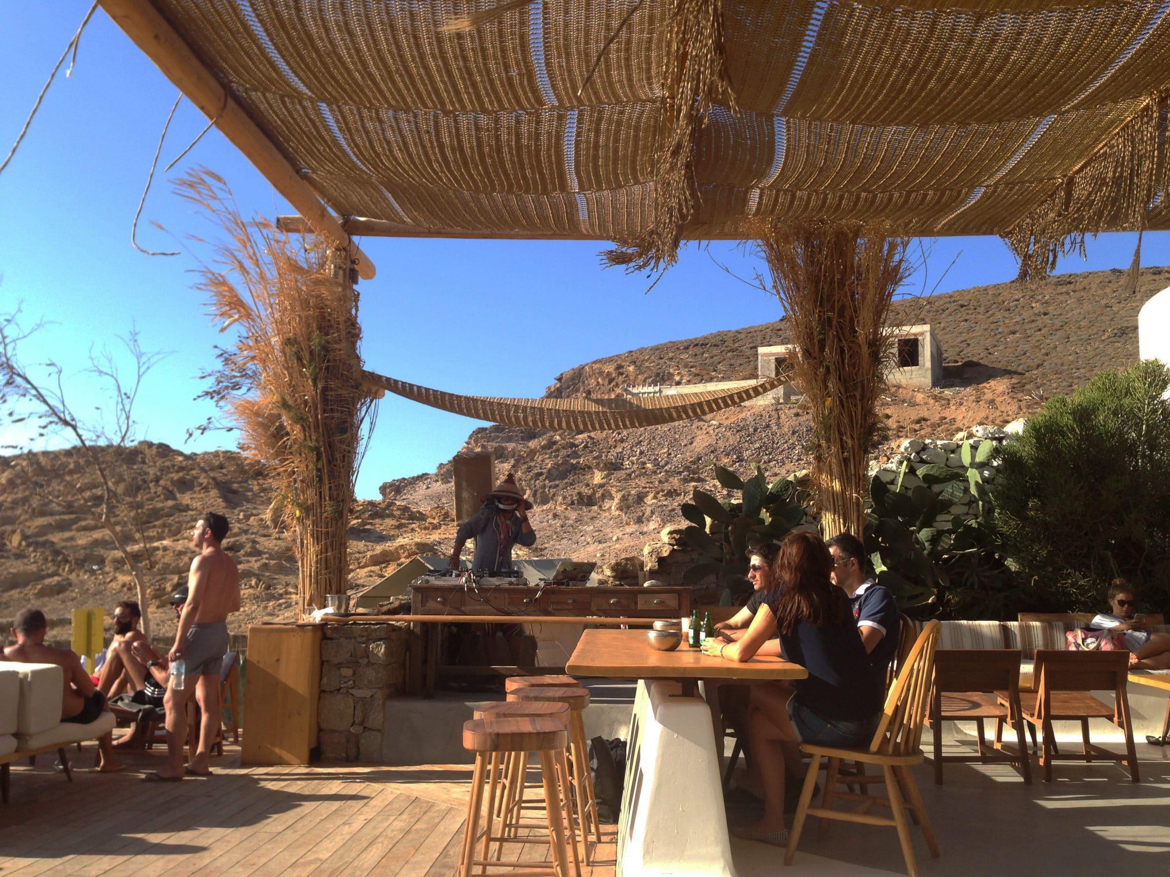 Best Island Beaches For Partying Mykonos St Barts: 3 X Best Beach Clubs In Mykonos