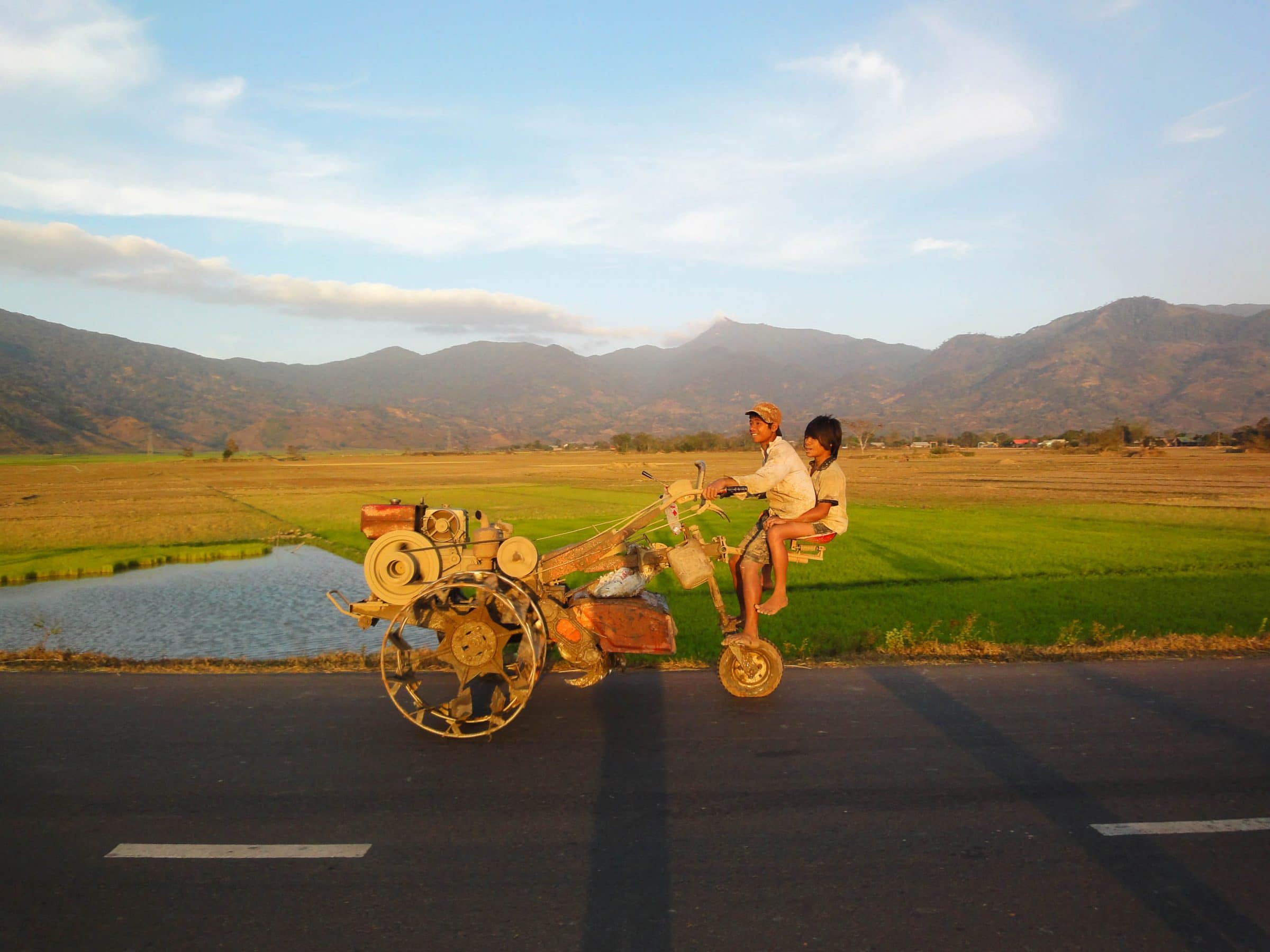 Easy riders Vietnam: a different way to experience your travels