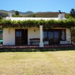 cottage on top of a hill at bushmanspad estate