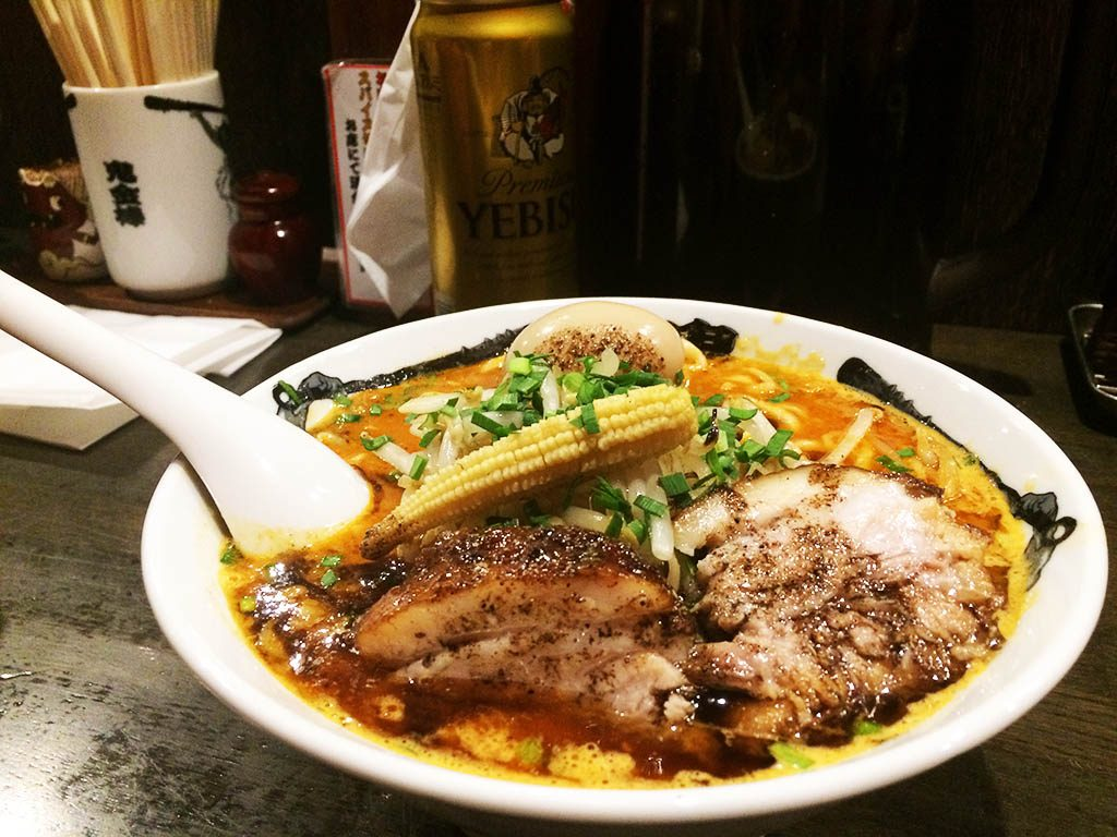 ramen noodles in tokyo, good reasons to visit Japan