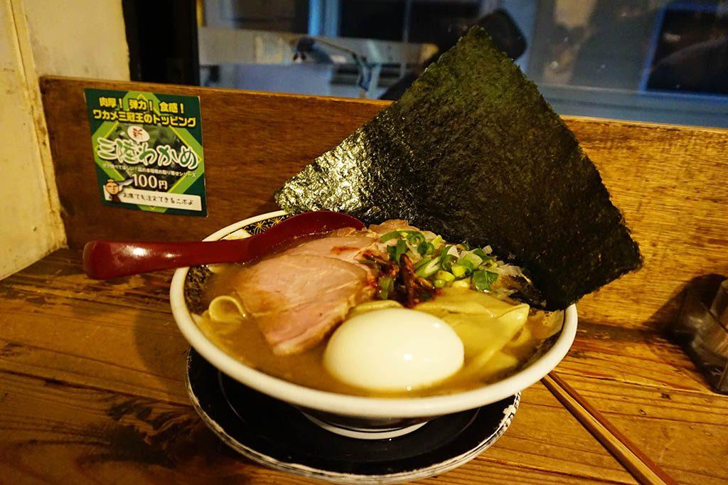 Popular Japanese food, Ramen