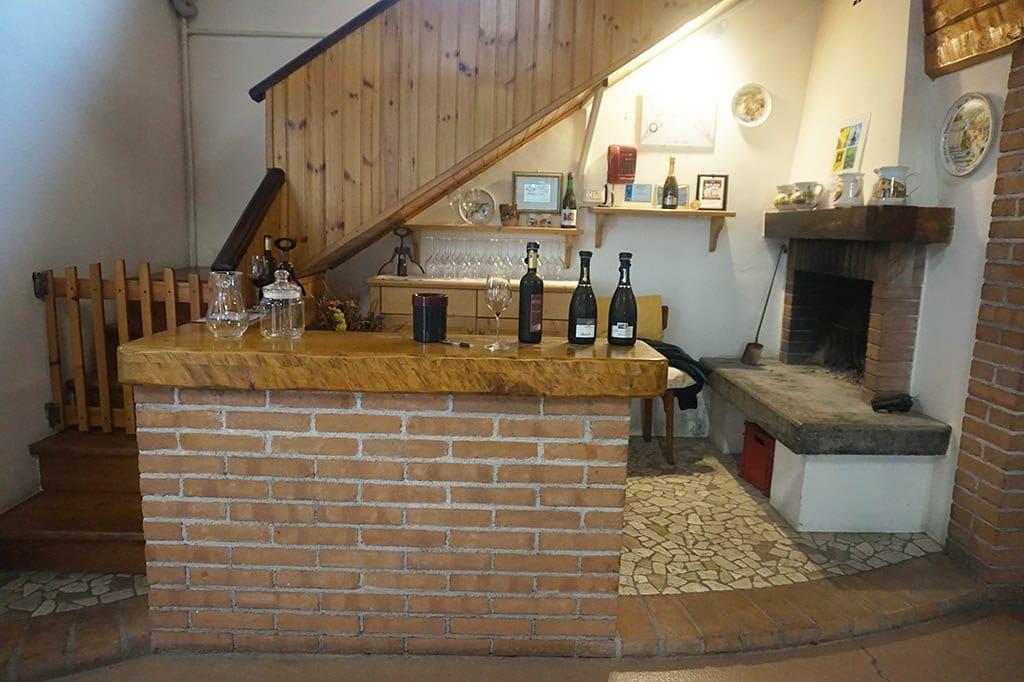 Laidback prosecco tasting at the prosecco wine route