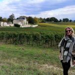 myself in fronsac wine region